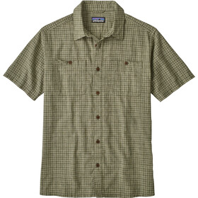 Patagonia M's Back Step Shirt Tino: Industrial Green